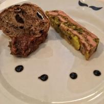 Foie Gras & Pistache