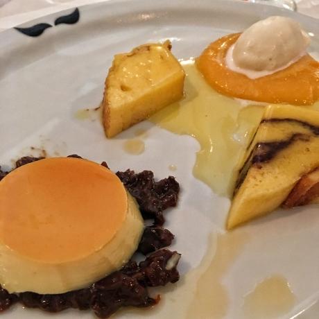 Mix de sobremesas portuguesas